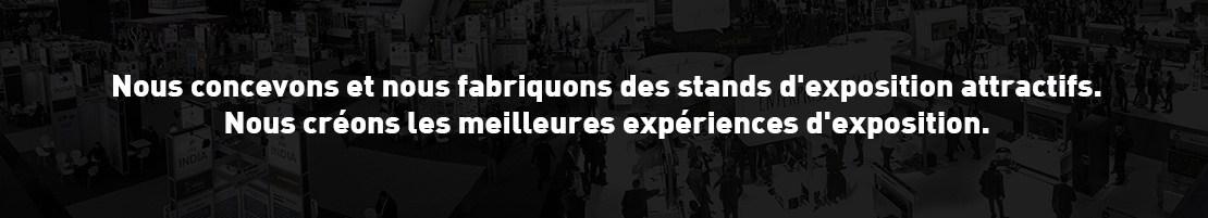 Stand d'exposition