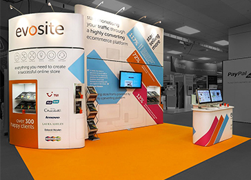 Portable-Modular Exhibition Stands