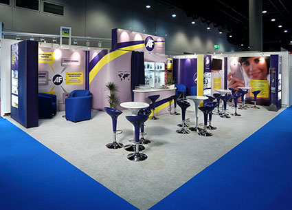 Portable Modular Exhibition Stands