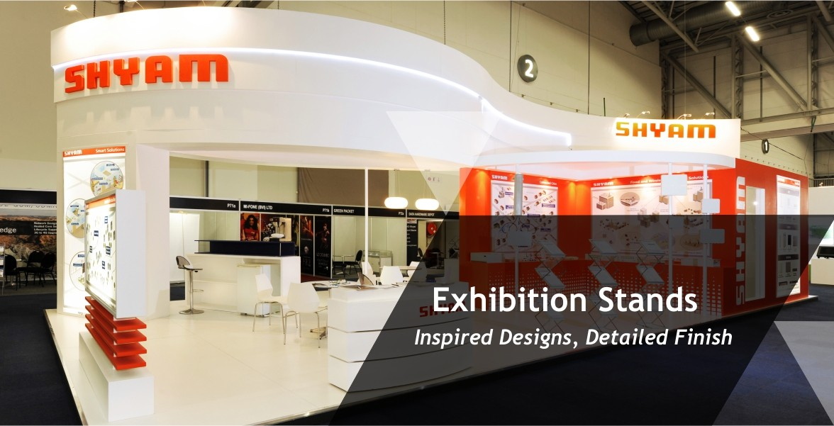 Portable Exhibition Stands In Dubai : Exhibition stands and for your