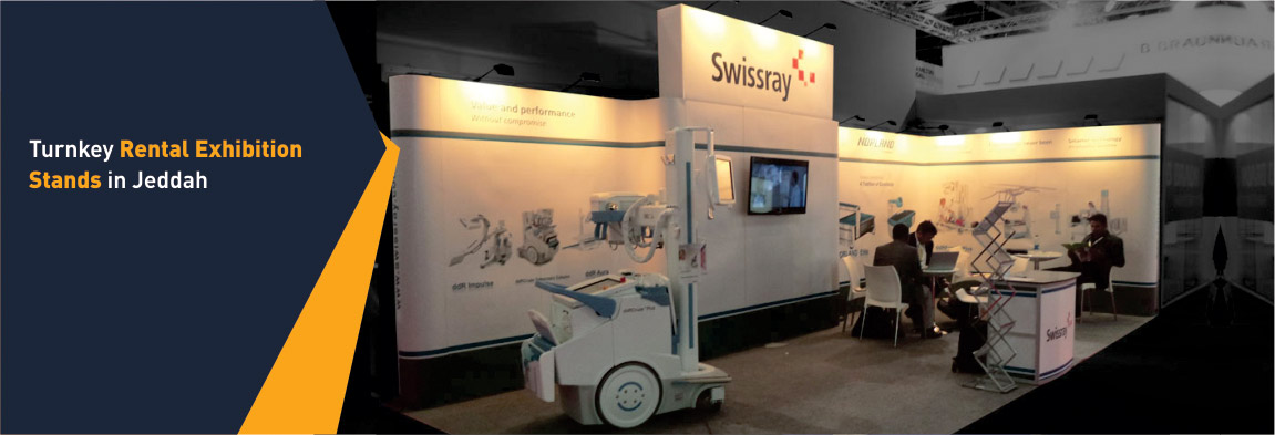 exhibition stand rental in Jeddah