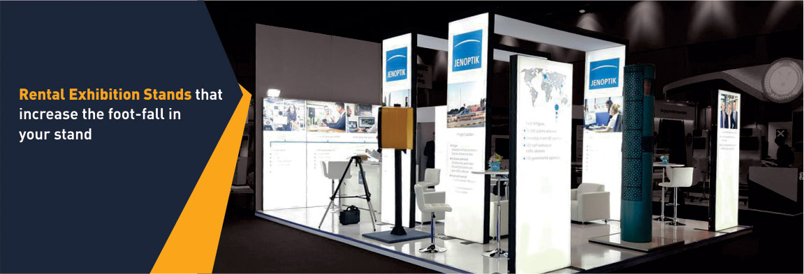 exhibition stand rental in Jordan