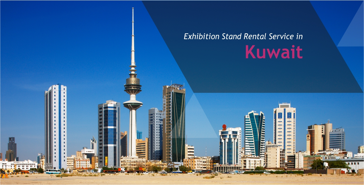 Kuwait Exhibition Stand