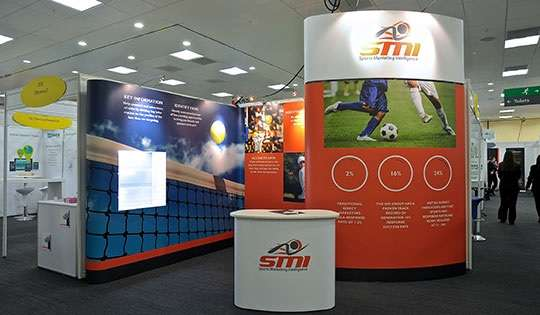 Exhibition Stand On Rent : Affordable portable exhibition stands in dubai