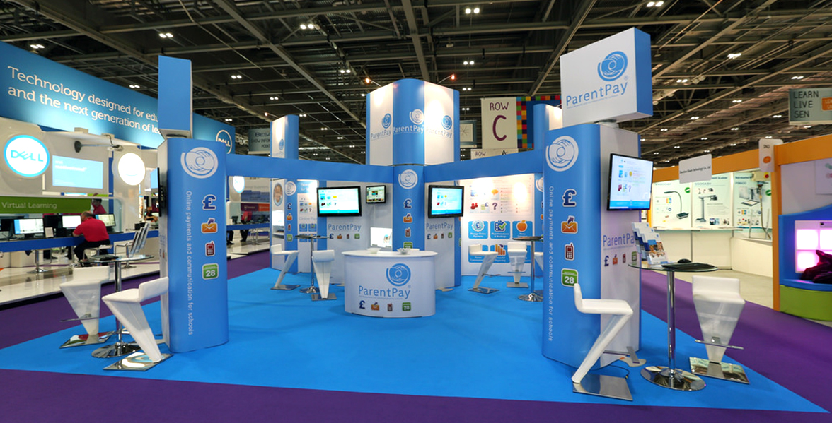 Exhibition Stand On Rent : Personalized modular exhibition stand rental in jeddah