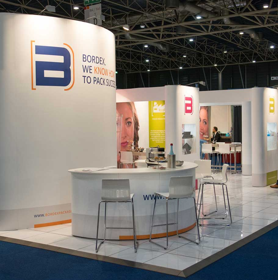 Exhibition Stand Contractors Dubai : Keep your stands unforgettable with exhibition stand