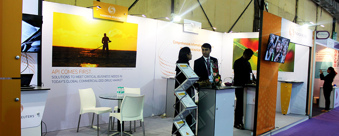 Exhibition Booth Design in Dubai