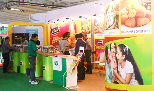 exhibition booths