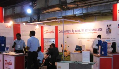 exhibition stands design Automechanika