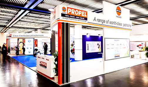 exhibition stand contractor
