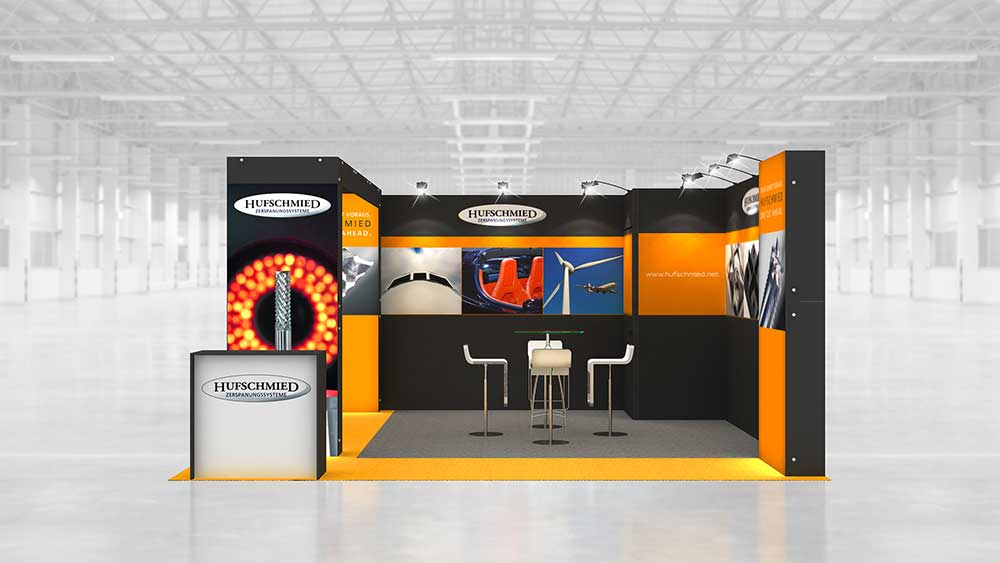 Portable Exhibition Stands In Dubai : Exhibiting solutions for your exhibition stands in dubai