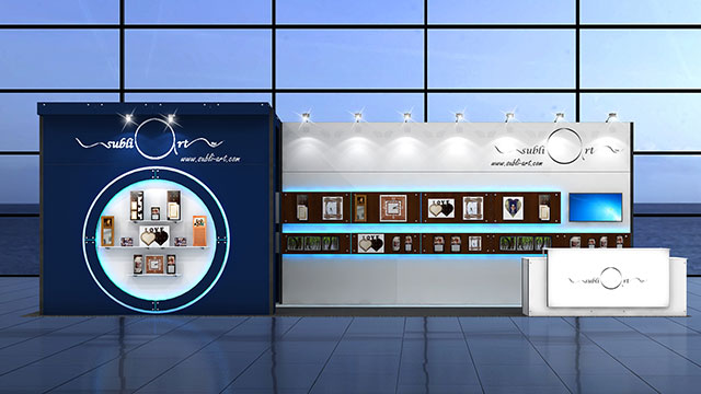 exhibition stand companies in dubai