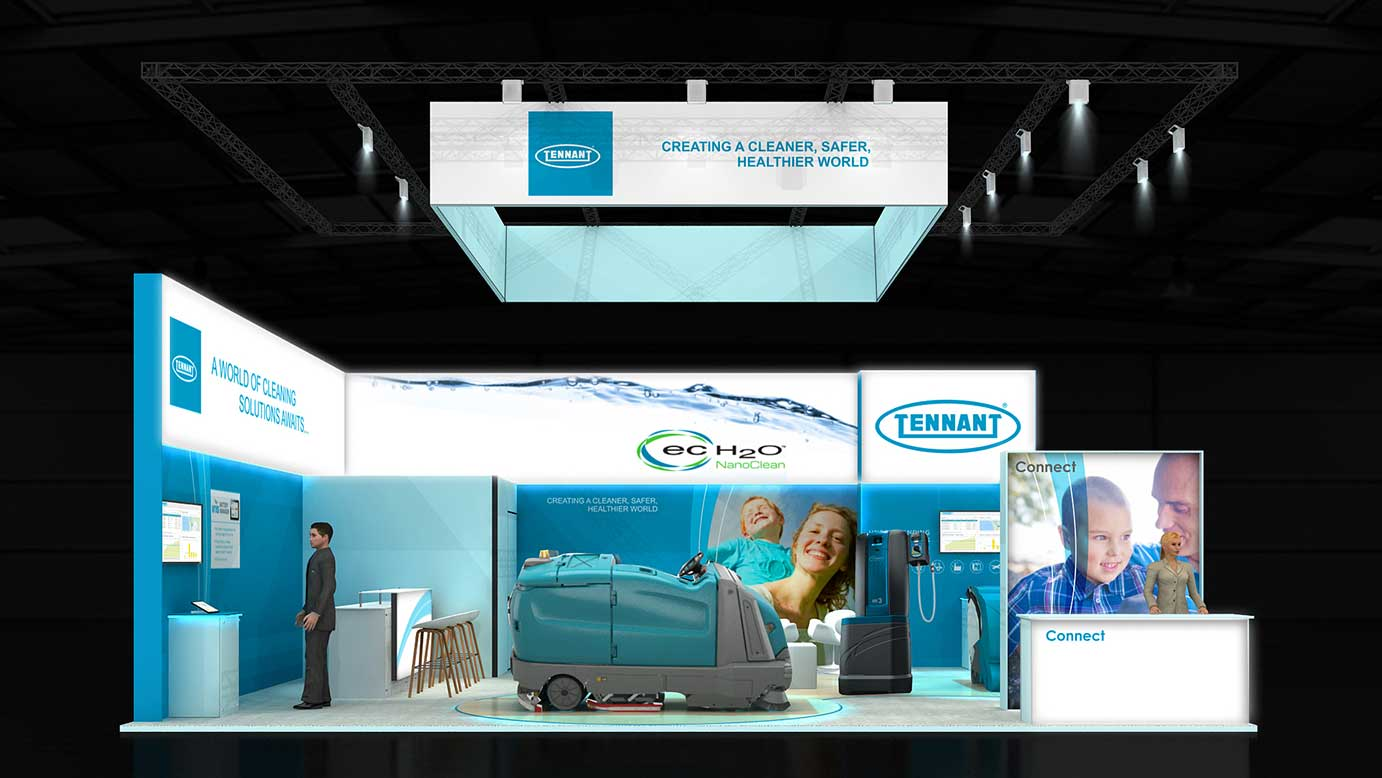 exhibition stand design companies in dubai
