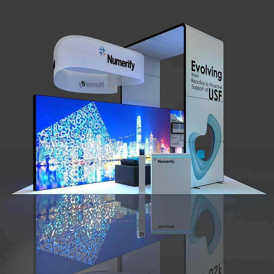 Award winning exhibition stand ideas Award winning design