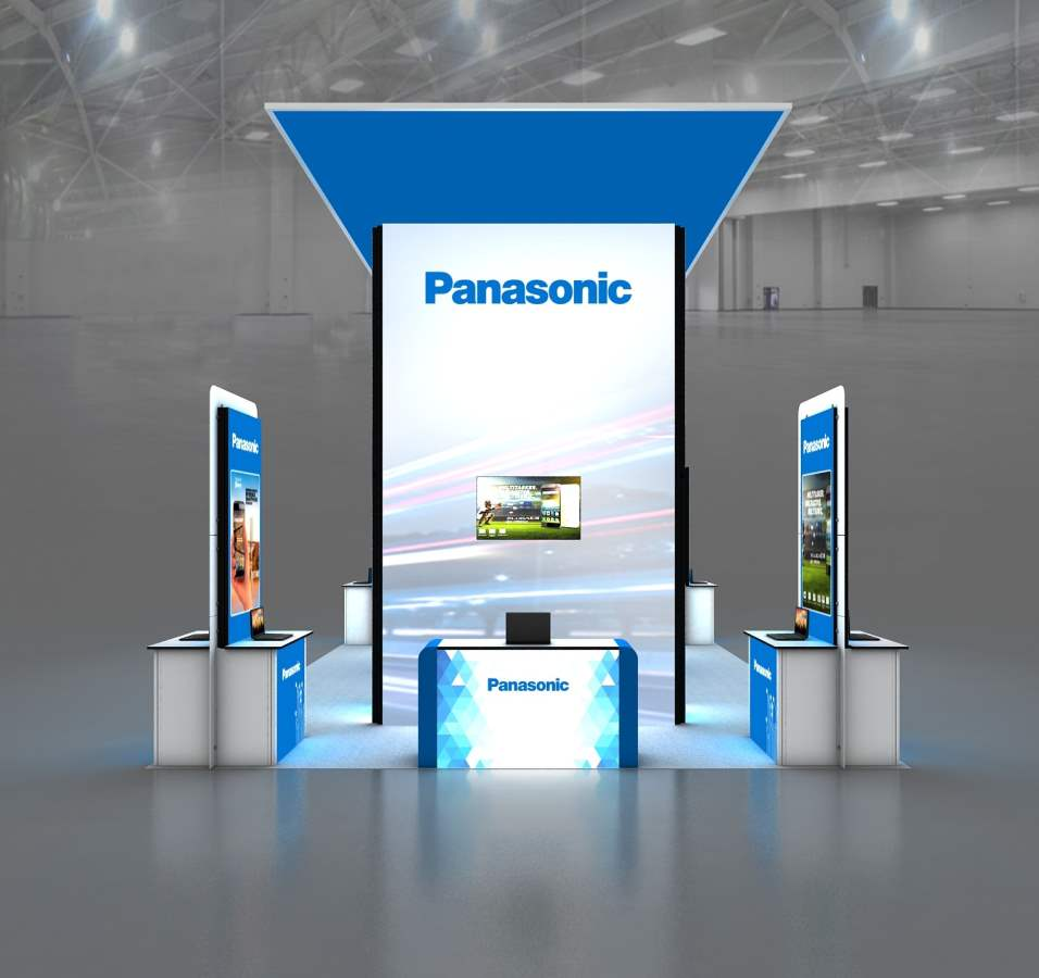 Exhibition Stand Costs : Best exhibition stand rental with unbelievable prices
