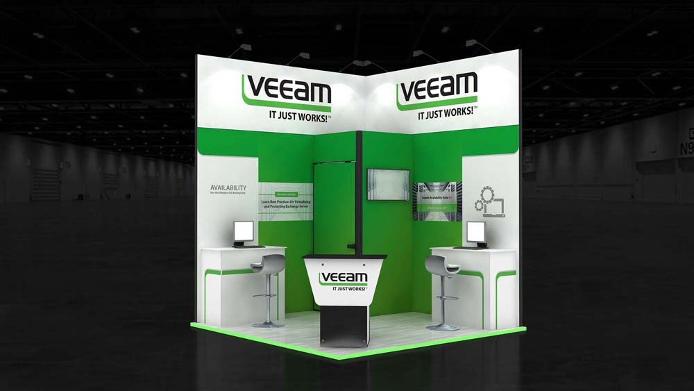 exhibition stand contractors in dubai
