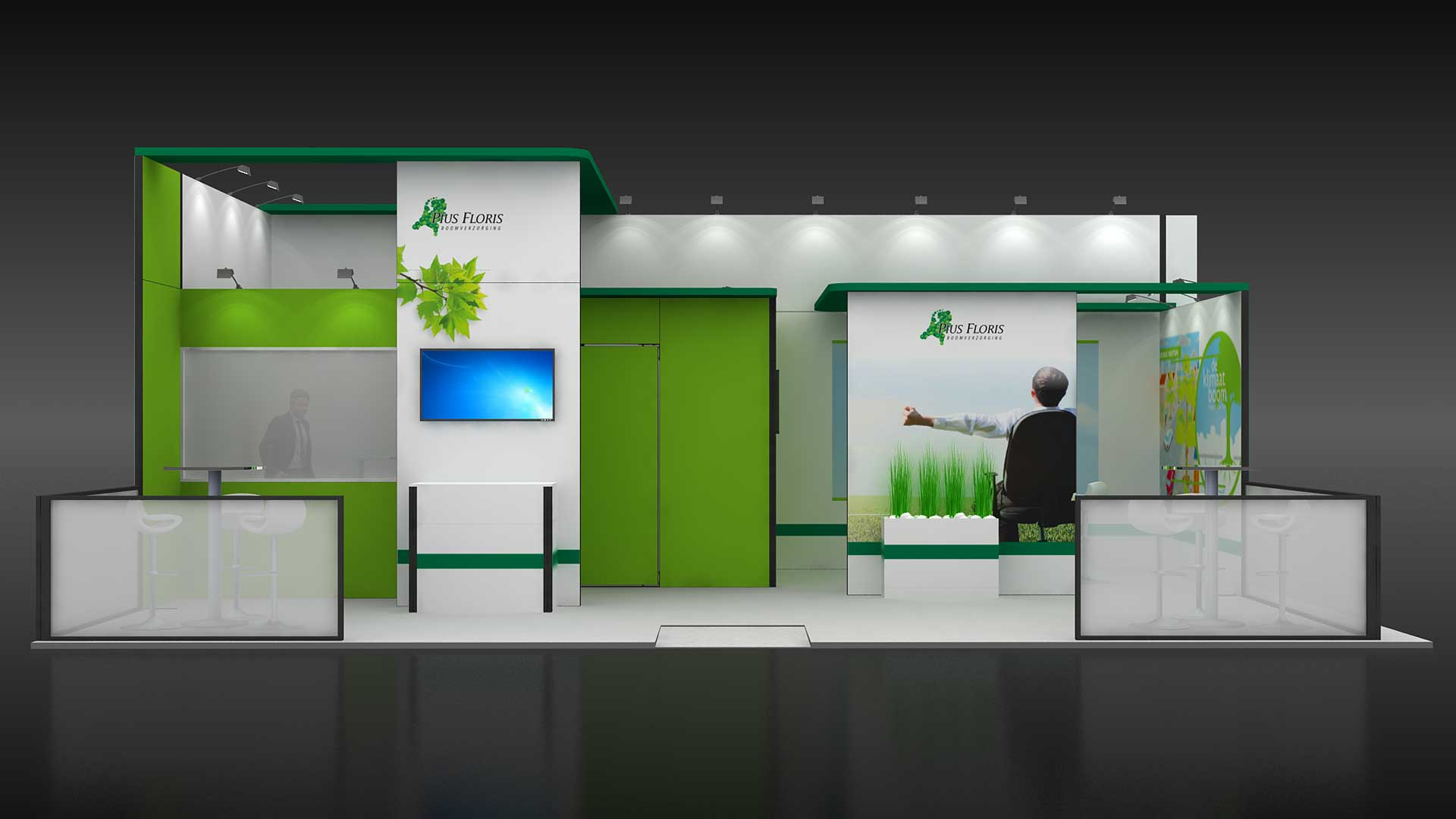 booth exhibition design