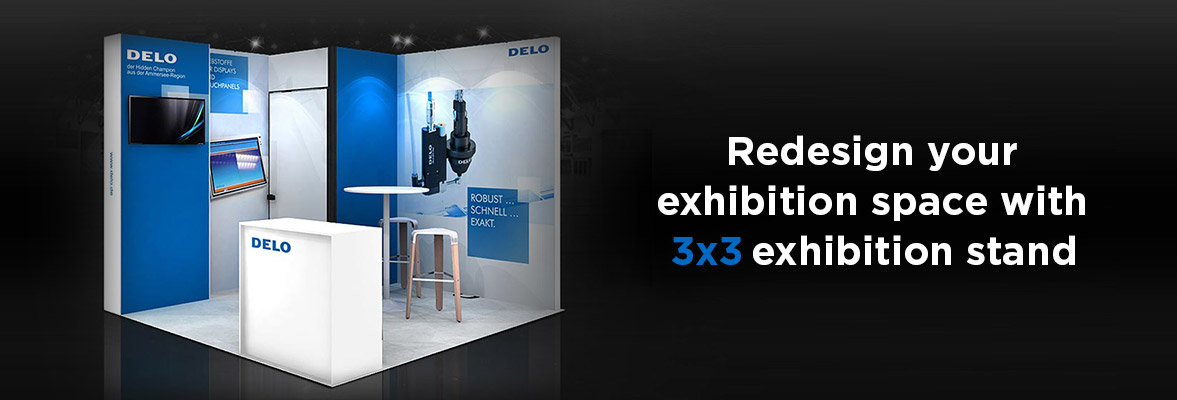 Design Your Exhibition Stand : Showcase your brand with exhibition stand