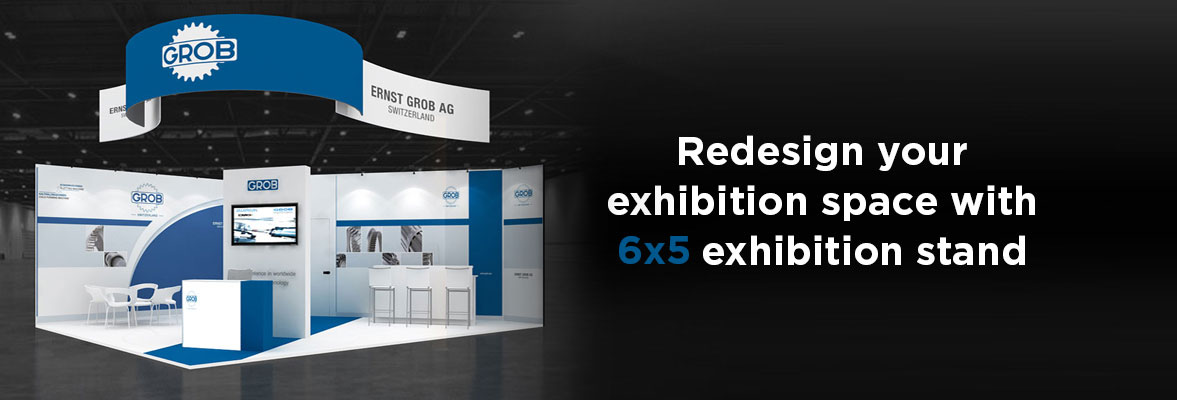 6x5 exhibition stands Dubai