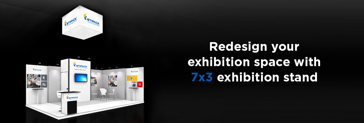 7x3 Exhibition Stands Dubai
