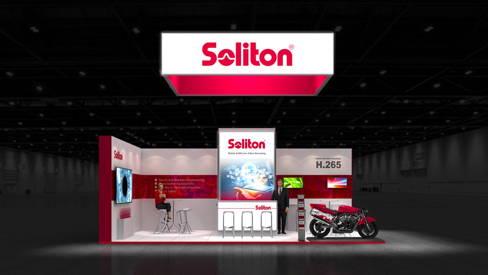 exhibition booth displays