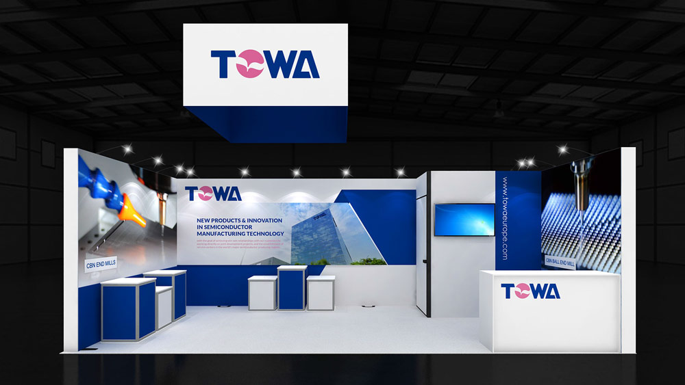 Portable Exhibition Stands In Dubai : Customized exhibition stands dubai for you next show