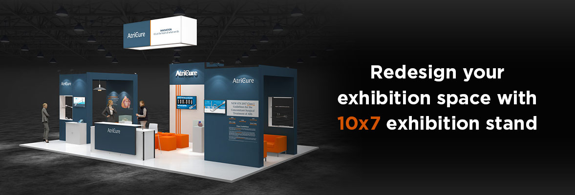 10x7 Exhibition Stands Dubai