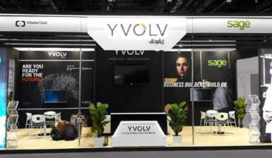 Yvolv 1 – Gitex 2017 in Dubai world trade Centre Dubai