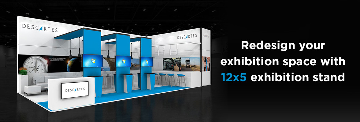 12x5 Exhibition Stands Dubai
