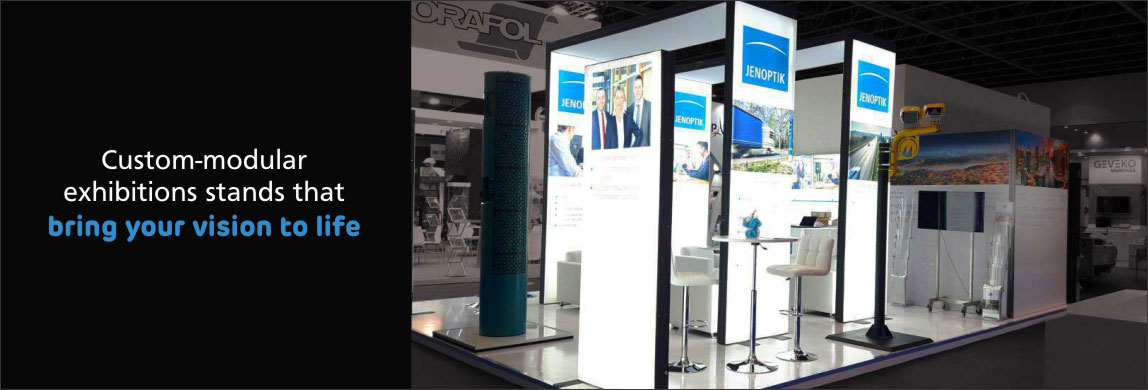 Modular Exhibition Stands Quotes : Modular exhibition stands in dubai made with swiss technology