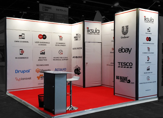 Exhibition Stand Design in Abu Dhabi