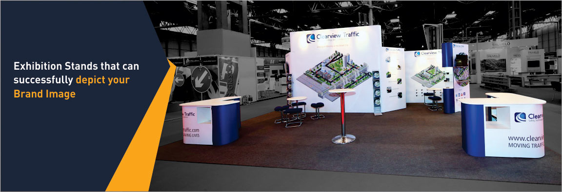 Exhibition Stand Rental in Oman