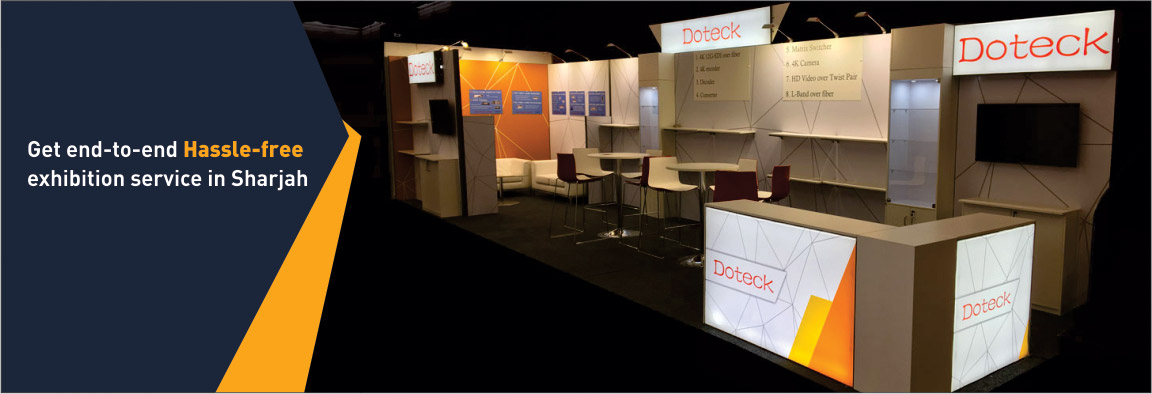 Exhibition stand rental in sharjah