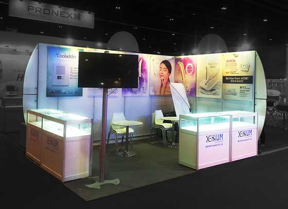 Exhibition Stand Rental in Kuwait | Eds Middle East