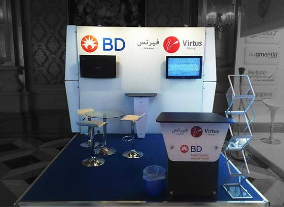 Exhibition Stand Kuwait : Exhibition stand rental in kuwait eds middle east