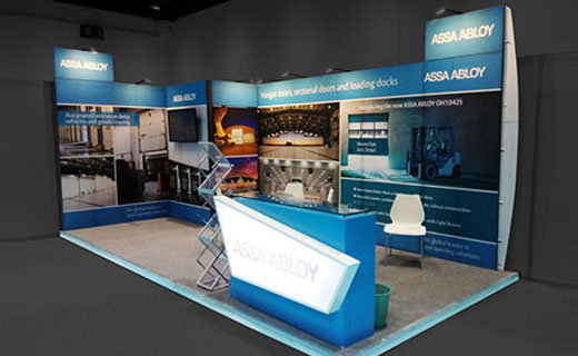 Exhibition Stand Rental : Exhibition stand rental service in dubai swiss quality
