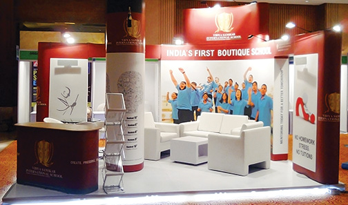 pop up booths for trade shows