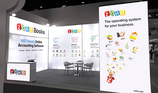Exhibition Stand Design Books : Modular exhibition stands in dubai made with swiss technology