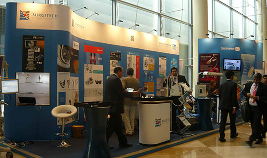 Exhibition stand contractors dubai