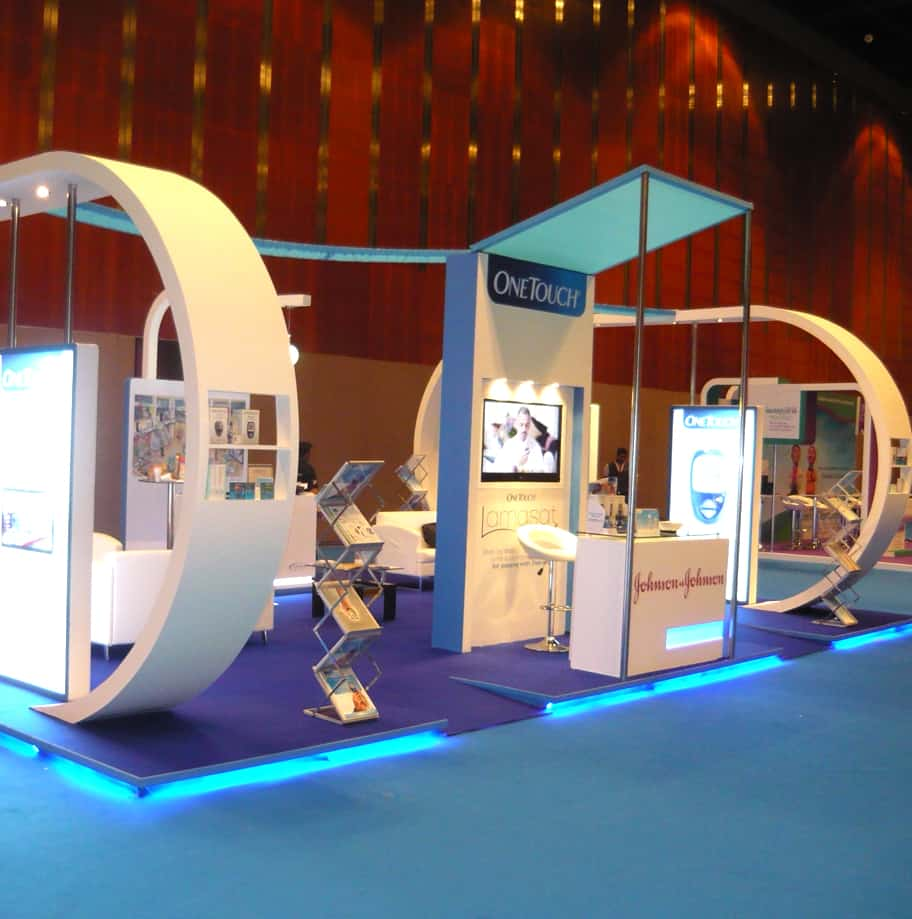 exhibition stands designed
