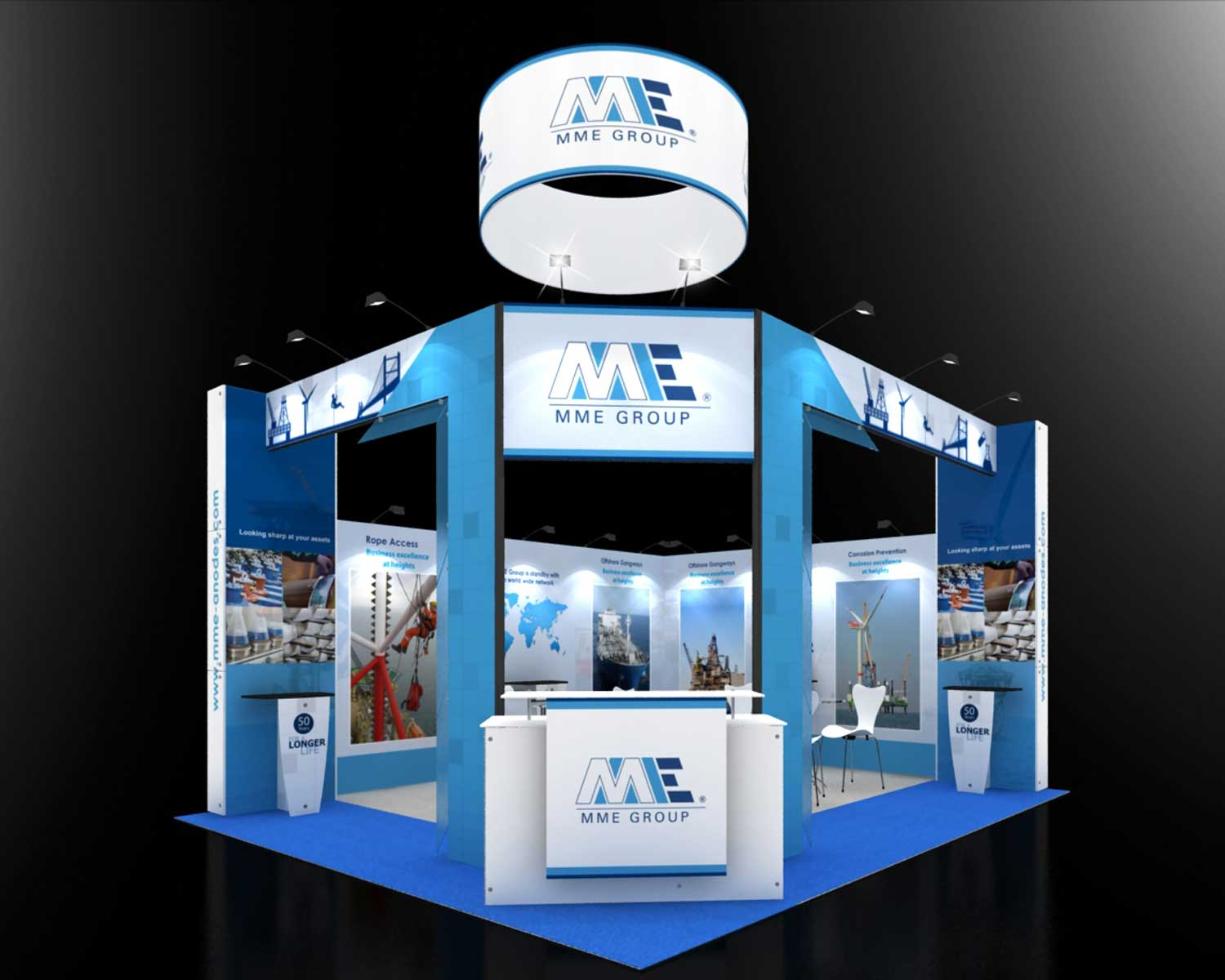 exhibition booth design ideas