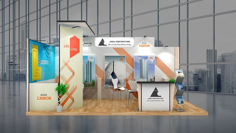 exhibition stands design