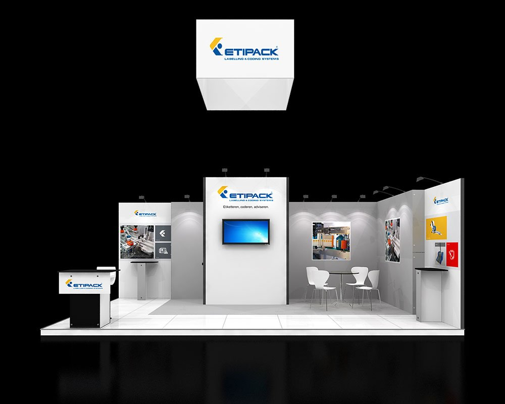 exhibition stand design companies