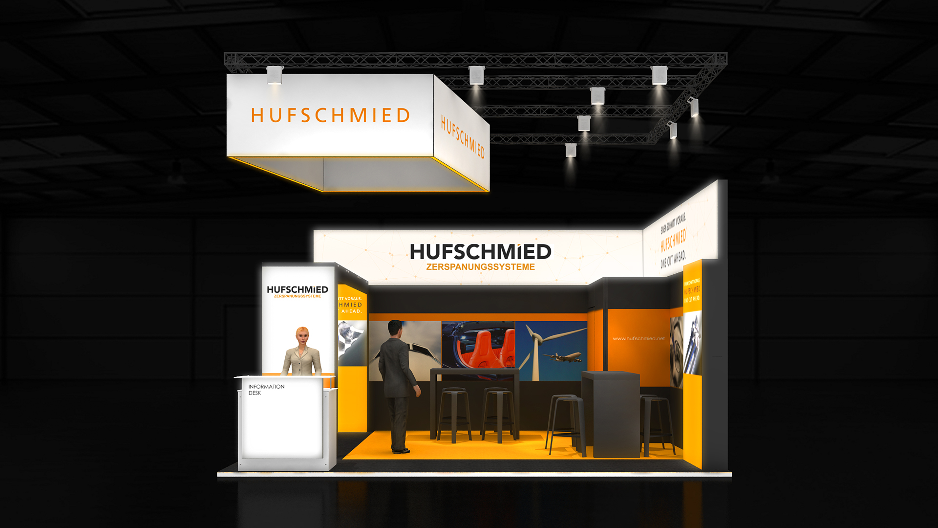 Exhibition Stand Portable : Expo stand ideas to create an impact at exhibition