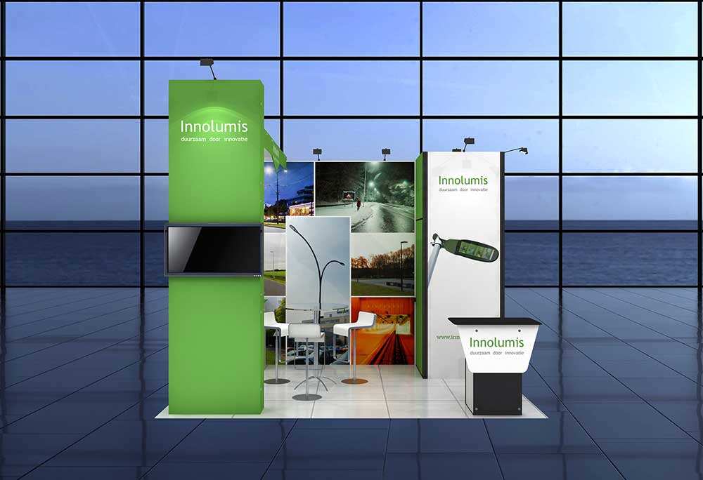 Portable Exhibition Stands In Dubai : Top notch your brand image with exhibition stands in dubai