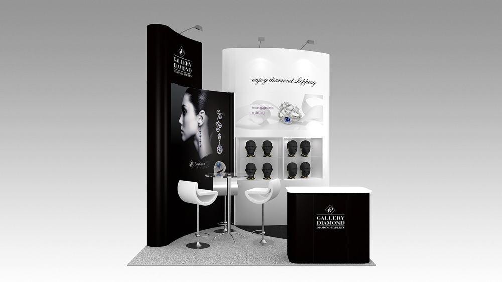Exhibition Stands Prices : Exhibition stand with price for your next exhibition