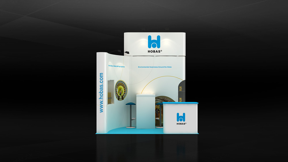 Simple Exhibition Stand Goals : Easy exhibition booth set up ideas for your