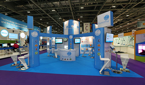 Custom Exhibition Stand Near Me : Custom modular exhibition stands for your next show