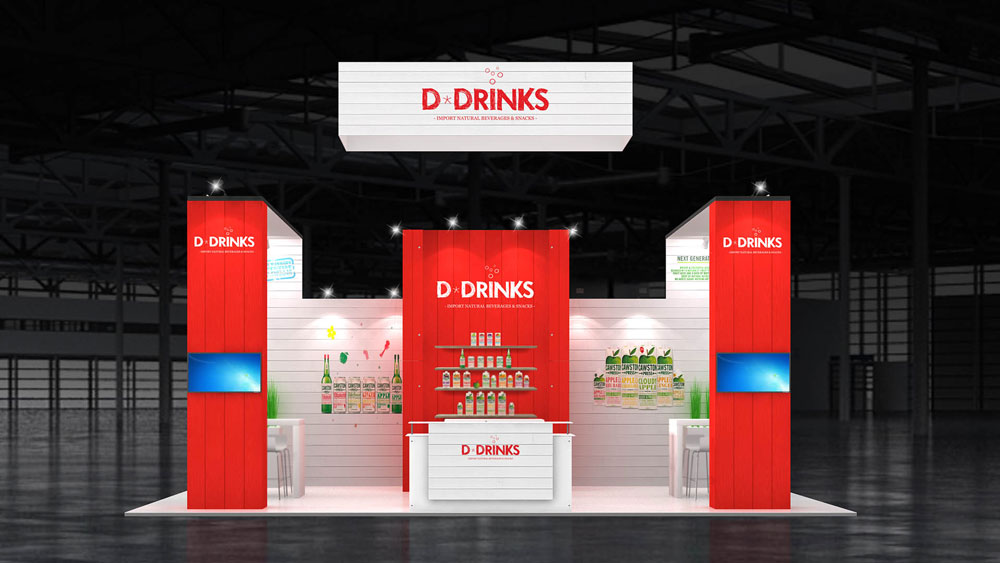 exhibition stand design companies dubai