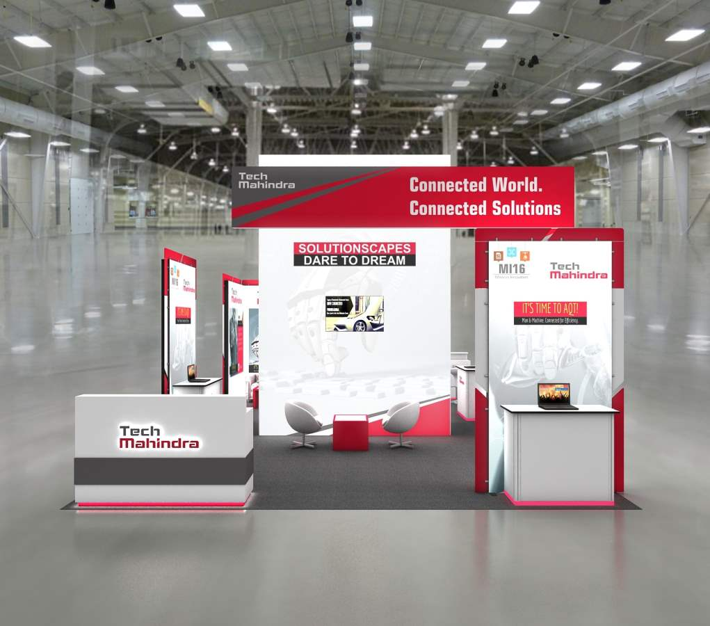 Exhibition Stand Costs : Best exhibition stands ideas with prices in europe